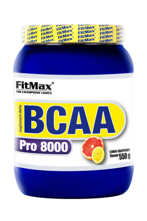 FitMax BCAA PRO 8000 (550 g)