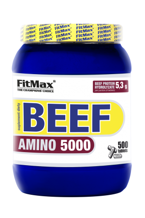 FitMax Beef Amino 5000 (500 tablets)