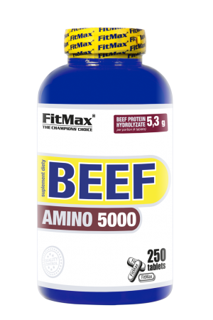 FitMax Beef Amino 5000 (250 tablets)