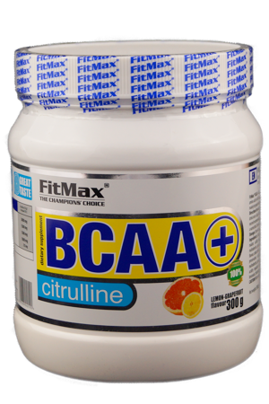 FitMax BCAA + Citrulline (300 g)