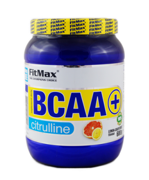 FitMax BCAA + Citrulline (600 g)