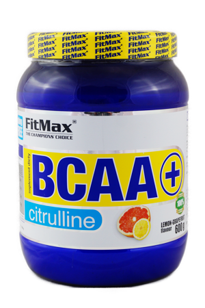FitMax BCAA + Citrulline (600 g)