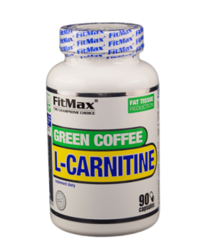 FitMax L-carnitine GREEN Coffee